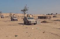 """داخلية مصر تعلن قتل 21 """"إرهابيا"""" بهجومين شمال سيناء"""