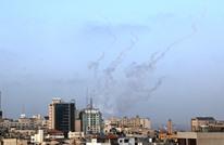 """""""عربي21"""" توثق الضربة الصاروخية على أسدود وعسقلان (شاهد)"""
