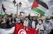 فعاليات شعبية في دول عربية تضامنا مع الفلسطينيين (شاهد)