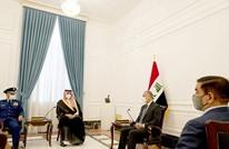 نائب وزير الدفاع السعودي يلتقي في بغداد الرئاسات الثلاث