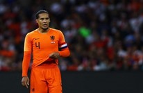"""منتخب """"الطواحين"""" يفقد قائده فان دايك في كأس أوروبا 2020"""