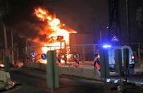 إحباط إحراق المسجد الكبير باللد وهروب للمستوطنين (شاهد)