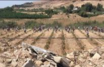 دم لبناني بانتفاضة القدس بعد هبّة على حدود الأراضي المحتلة