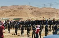 إطلاق نار على أردنيين وصلوا إلى حدود فلسطين (فيديو)