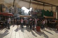 احتشاد آلاف الأردنيين قرب الحدود.. ومسيرة بالعاصمة (شاهد)