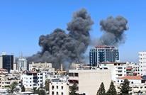 الاحتلال ينسف مجمعا إعلاميا بغزة والمقاومة تهدد بالرد (شاهد)
