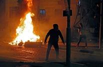 مستوطنون يضرمون النار بمنزل أسرة فلسطينية بيافا (شاهد)