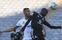 كأس الكاف.. الرجاء المغربي ينتزع تعادلا ثمينا بجنوب أفريقيا