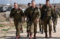 قائد بجيش الاحتلال يهرب على الهواء بعد صافرات الإنذار (شاهد)