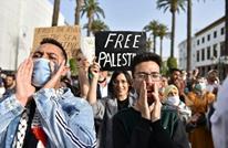 المغاربة يشاركون في عشرات الوقفات التضامنية مع فلسطين