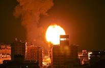 """العدوان على قطاع غزة.. """"القصف يصبح أكثر جنونيا بالليل"""""""