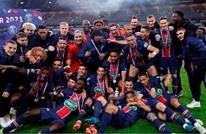 باريس سان جيرمان يتوج بكأس فرنسا للمرة الـ14 (شاهد)