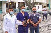 توجيه داخلي في CNN لتبرير قصف الاحتلال وزارة الصحة بغزة
