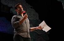 """الكوميدي الأمريكي روب ديلاني: """"الحرية لفلسطين"""""""