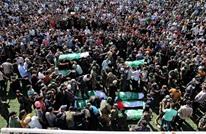 خلال 11 يوما.. هذه حصيلة العدوان على غزة (إنفوغراف)