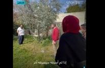 تفاعل واسع مع حوار صاحبة منزل بالشيخ جراح ومستوطن (شاهد)