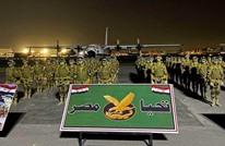 """انطلاق مناورات """"حماة النيل"""" العسكرية بين مصر والسودان"""