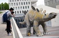 تفاصيل العثور على جثة رجل داخل تمثال ديناصور بإسبانيا