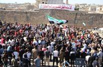 مظاهرات وإضراب في درعا رفضا لانتخابات رئاسة النظام