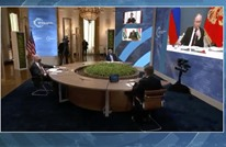 صحفي يسأل بايدن إن كان بوتين قاتلا والأول يجيب