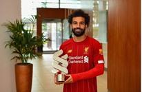"""صلاح """"الملك المصري"""" يتوج بجائزة جديدة مع ليفربول"""
