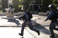 فيديو يوثق إصابة جندي إسرائيلي لفتاة بالشيخ جراح (شاهد)
