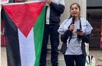 سياسية بريطانية تحرج جونسون حول أسلحة قتل أطفال غزة (شاهد)