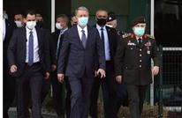 """وفد تركي رفيع يضم """"الخارجية والدفاع"""" يصل العاصمة الليبية"""