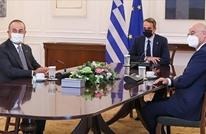 وزير خارجية تركيا يتحدث عن توافق مع اليونان حول عدة قضايا