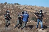 778 انتهاكا إسرائيليا بحق الصحفيين الفلسطينيين