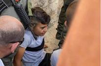 الاحتلال يدهس طفلا مقدسيا رفع علم فلسطين على دراجته (شاهد)