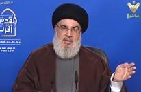 نصر الله: دخول صواريخ غزة على خط المواجهة بالقدس تطور مهم