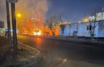 """طهران تحتج لدى العراق بعد """"الاعتداء"""" على قنصليتها في كربلاء"""