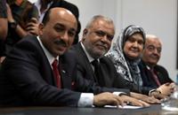 وفد أوروبي يلتقي بوزراء من حكومة التوافق في غزة