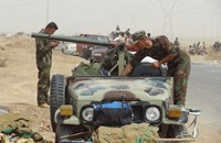 """10 قتلى من البشمركة خلال اشتباكات مع """"داعش"""""""