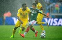 المكسيك تهزم الكاميرون بهدف وحيد