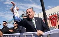 أردوغان: نحن خدم للدعوة المباركة