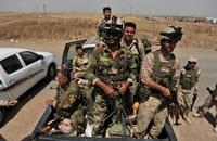 تراجع للبيشمركة بكركوك لتجنب الاشتباك مع القوات العراقية