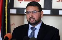 """""""حماس"""" تطالب بتوفير أجواء الحريات في الضفة"""