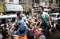 منظمة حقوقية ترصد 26 احتجاجا بمصر خلال الشهر الماضي