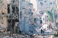 """""""إدلب"""" يواجه قصفا روسيا.. والمعارضة تعلن دعمها """"أستانا"""""""