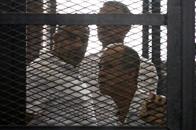 وزير خارجية مصر: العفو عن صحفيي الجزيرة ممكن