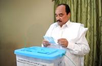 """رئيس موريتانيا: علم البلاد مشبوه و""""الشيوخ"""" خونة ومرتشون"""