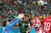 المكسيك إلى دور الـ16 بعد فوزها على كرواتيا