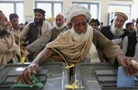 تصاعد التوتر بين مرشحي الرئاسة الأفغانية