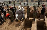 اليمن: مقتل 120 شخصا في معارك الجيش مع الحوثيين