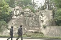 المعالم المعمارية المقلدة تنتشر في الصين (فيديو)