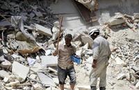 مقتل 71 شخصا في العمليات العسكرية بسوريا الجمعة