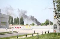 الانفصاليون يصيبون طائرة نقل عسكرية أوكرانية