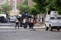 مقتل أربعة أتراك في ديار بكر